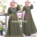 Hamida Dress by Orinaura a
