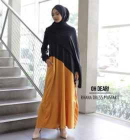RHANA DRESS by OhDear! m