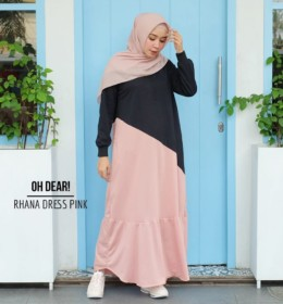 RHANA DRESS by OhDear! p