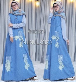 ADILLA Dress by Nunulolo c