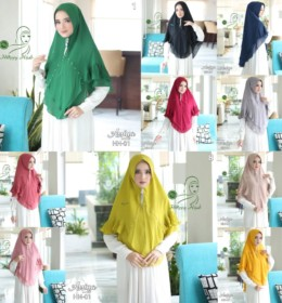 ASSIYA by HAPPY HIJAB