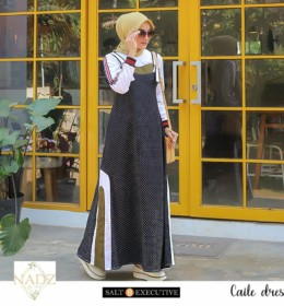 Caile dress by Nadz b