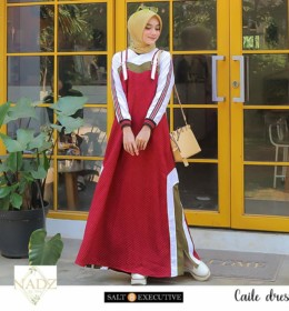 Caile dress by Nadz m