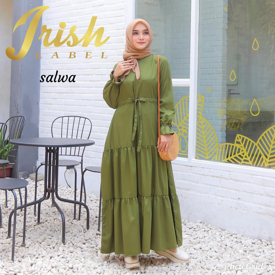 SALWA DRESS BY IRISH LABEL a
