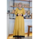 NAWALIA DRESS BY F&M MU