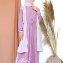 Syanin Dress by Alofa Hijab P