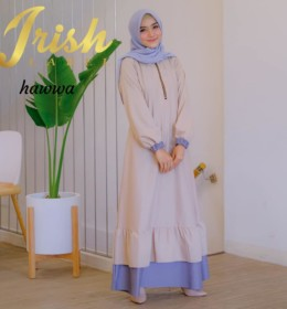 HAWWA DRESS BY IRISH LABEL c