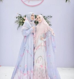 ANNA X ADELIA IN SECRET SWEETY BLUE