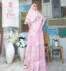 CLEO In misty pink BY YS SIGNATURE